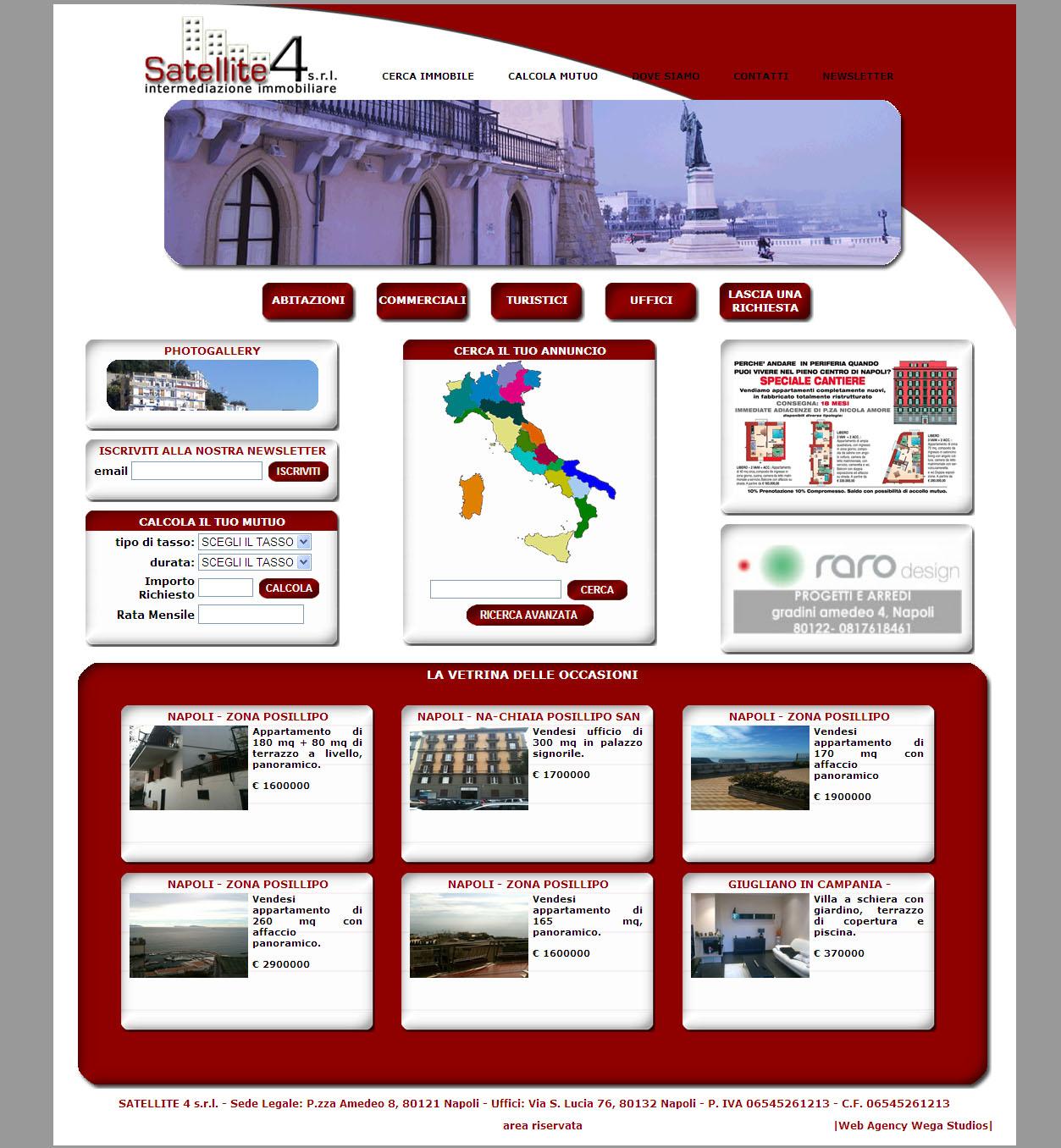 Studio mesa verde officina foto grafica portfolio web - Mesa immobiliare ...